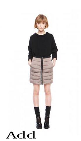 Down jackets Add fall winter Add womenswear 18