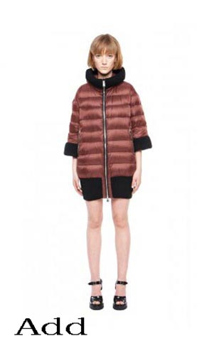 Down jackets Add fall winter Add womenswear 2