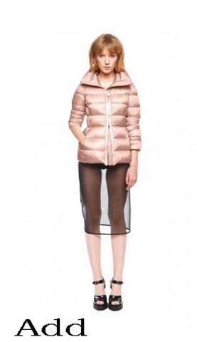 Down jackets Add fall winter Add womenswear 25