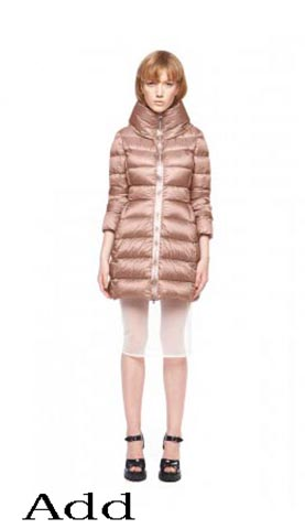 Down jackets Add fall winter Add womenswear 26