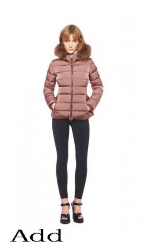 Down jackets Add fall winter Add womenswear 68
