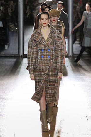 Fashion clothing Acne Studios fall winter womenswear 30