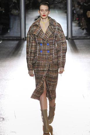 Fashion clothing Acne Studios fall winter womenswear 32