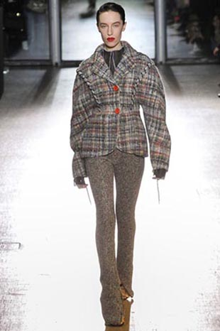 Fashion clothing Acne Studios fall winter womenswear 4