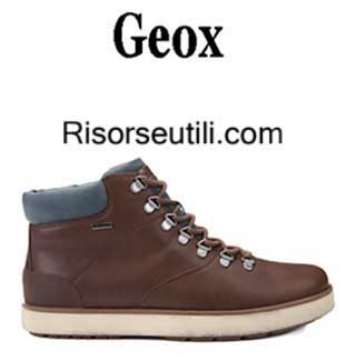 Shoes Geox fall winter 2015 2016 menswear footwear