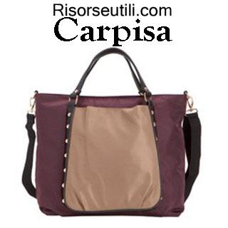 Bags Carpisa fall winter 2015 2016 womenswear handbags
