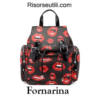 Bags Fornarina fall winter 2015 2016 handbags