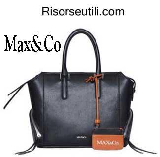 Bags Max&Co fall winter 2015 2016 womenswear handbags