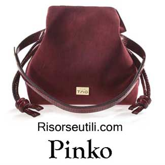 Bags Pinko fall winter 2015 2016 womenswear