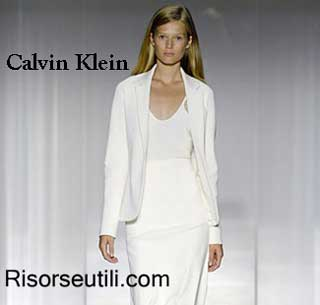 Calvin Klein fall winter 2015 2016 womenswear