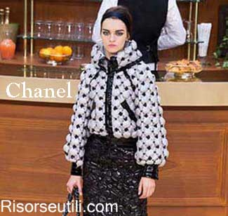 Chanel fall winter 2015 2016 womenswear