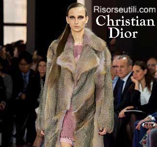 Christian Dior fall winter 2015 2016 womenswear