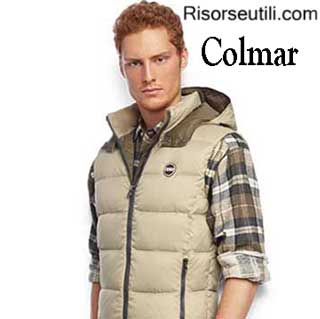 Down jackets Colmar fall winter 2015 2016 menswear