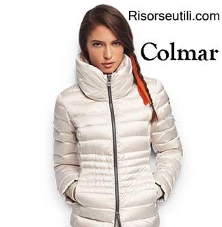 Down jackets Colmar fall winter womenswear