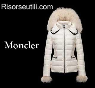 Down jackets Moncler fall winter womenswear