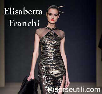 Elisabetta Franchi fall winter 2015 2016 womenswear