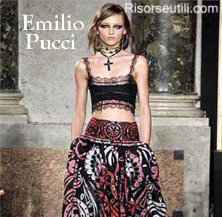 Emilio Pucci fall winter 2015 2016 womenswear