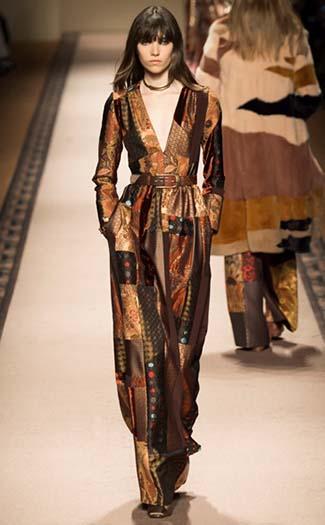 Fashion Brand Etro Fall Winter 2015 2016 Womenswear 1