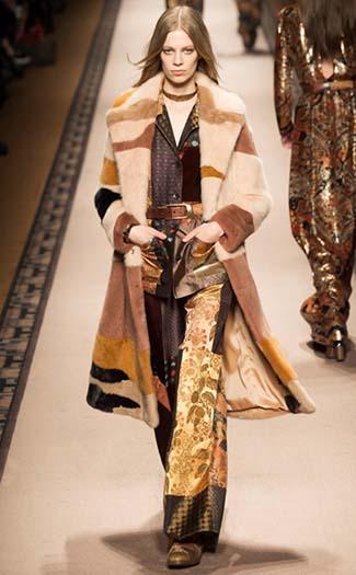 Fashion Brand Etro Fall Winter 2015 2016 Womenswear 3