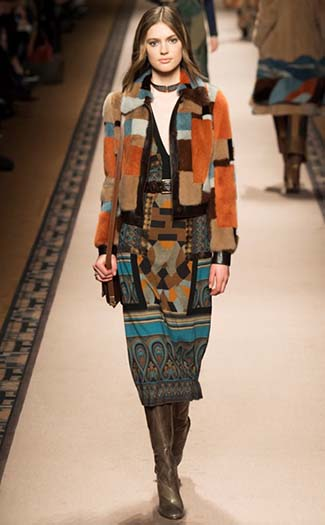 Fashion Brand Etro Fall Winter 2015 2016 Womenswear 4