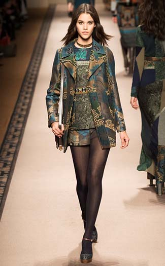 Fashion Brand Etro Fall Winter 2015 2016 Womenswear 5