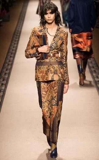 Fashion Brand Etro Fall Winter 2015 2016 Womenswear 6