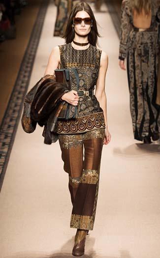 Fashion Brand Etro Fall Winter 2015 2016 Womenswear 9