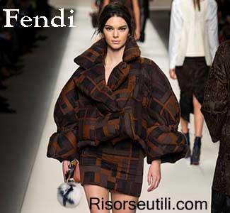 Fendi fall winter 2015 2016 womenswear