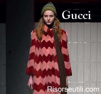 Gucci fall winter 2015 2016 womenswear