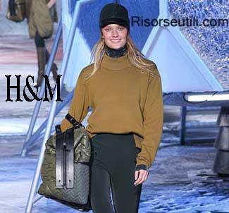 HM fall winter 2015 2016 womenswear
