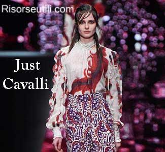 Fashion clothing Just Cavalli winter 2016 womenswear