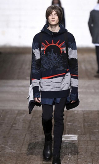 Lifestyle Diesel Black Gold Fall Winter 2016 2017 Menswear 1