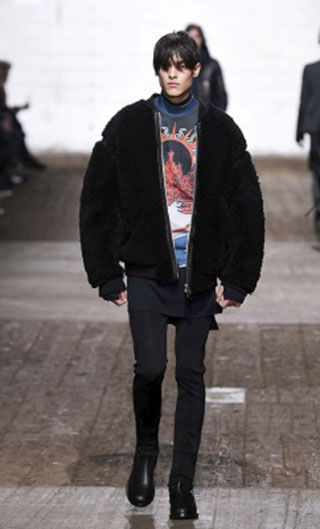 Lifestyle Diesel Black Gold Fall Winter 2016 2017 Menswear 2