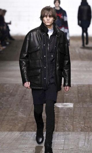 Lifestyle Diesel Black Gold Fall Winter 2016 2017 Menswear 4