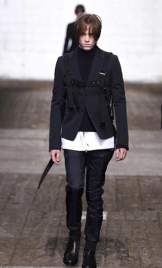 Lifestyle Diesel Black Gold Fall Winter 2016 2017 Menswear 7