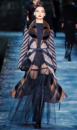 Lifestyle Marc Jacobs Fall Winter 2015 2016 Womenswear 2