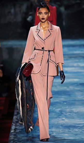 Lifestyle Marc Jacobs Fall Winter 2015 2016 Womenswear 7
