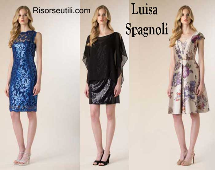 Luisa Spagnoli fall winter womenswear