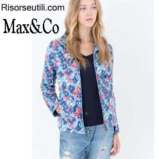 MaxCo fall winter 2015 2016 womenswear