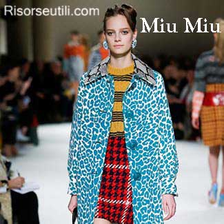 Miu Miu fall winter 2015 2016 womenswear