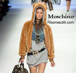 Moschino fall winter 2015 2016 womenswear