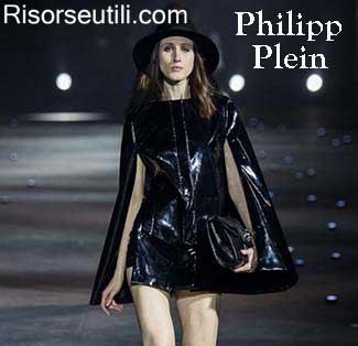 Philipp Plein fall winter 2015 2016 womenswear
