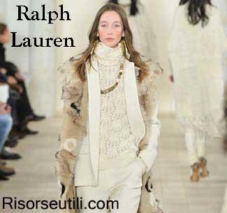 Ralph Lauren fall winter 2015 2016 womenswear