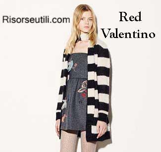 Red Valentino fall winter 2015 2016 womenswear