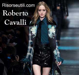 Roberto Cavalli fall winter 2015 2016 womenswear