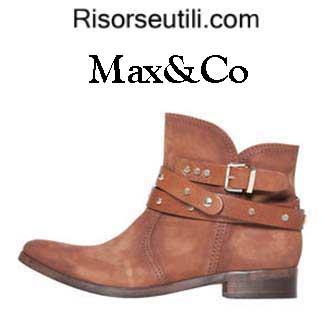 Shoes Max&Co fall winter 2015 2016 womenswear footwear