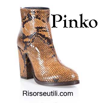 Shoes Pinko fall winter 2015 2016 womenswear footwear