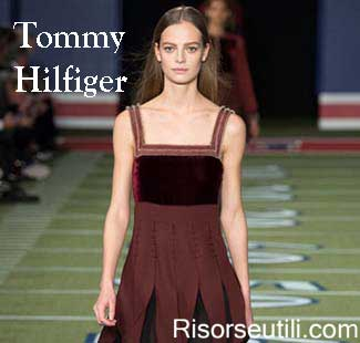 Tommy Hilfiger fall winter 2015 2016 womenswear