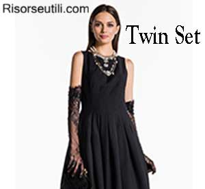 Fashion clothing Twin Set fall winter 2015 2016 womenswear