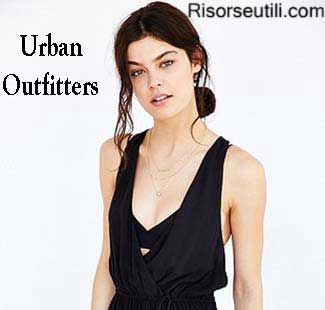 Fashion clothing Urban Outfitters winter 2016 womenswear